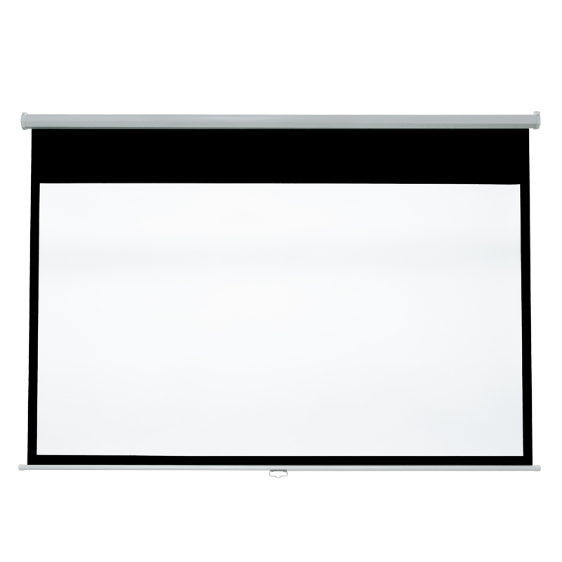 XY Screens drop down projector screen design for students-1