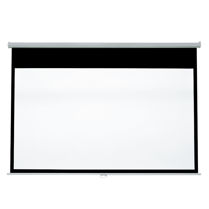 XY Screens projector pull down rear projection screen elegant style for classroom
