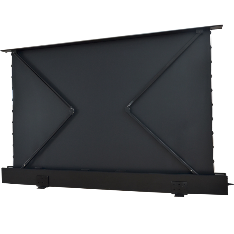XY Screens rising projection screen price with good price for home-4