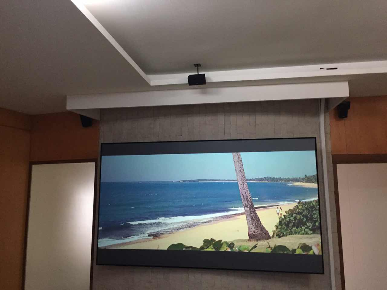 XY Screens best projector for high ambient light factory price for living room-6