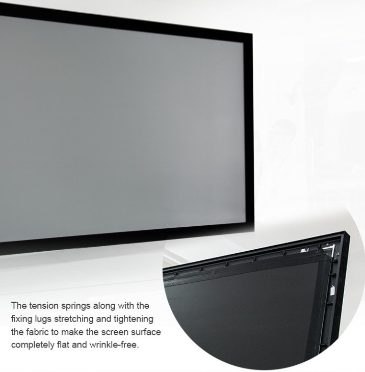 XY Screens-Professional Ambient Light Rejecting Projection Screen Supplier-3