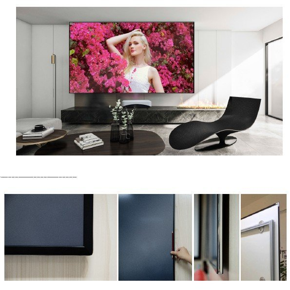 XY Screens ultra short throw projector for home theater series for computer