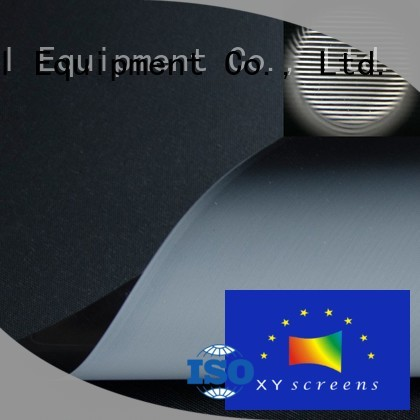 XY Screens normal Ambient Light Rejecting Fabrics pet for projector screen