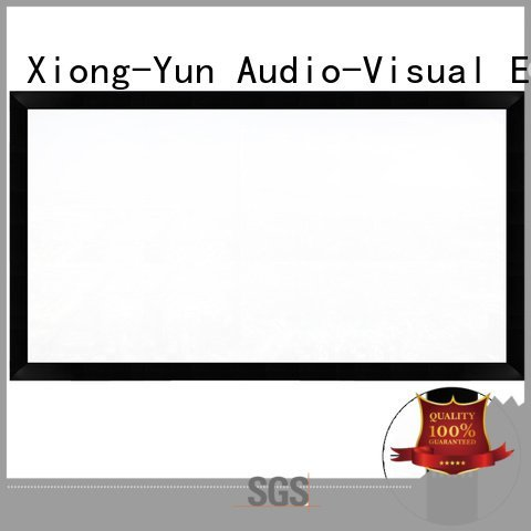 projection projector movie projector screen hk80b XY Screens