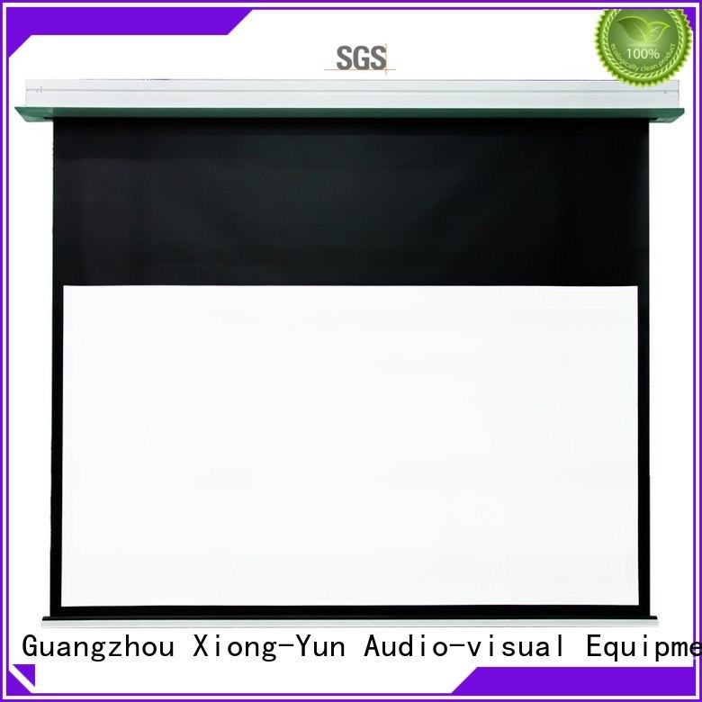 XY Screens theater projector screen inquire now for living room