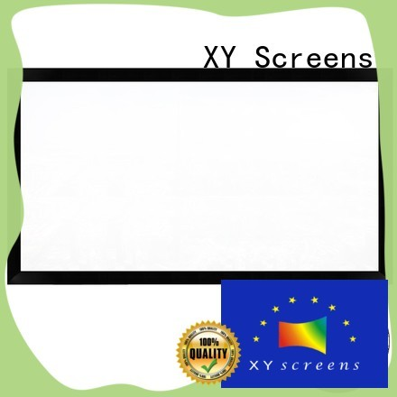 XY Screens stable projector screen price from China for theater