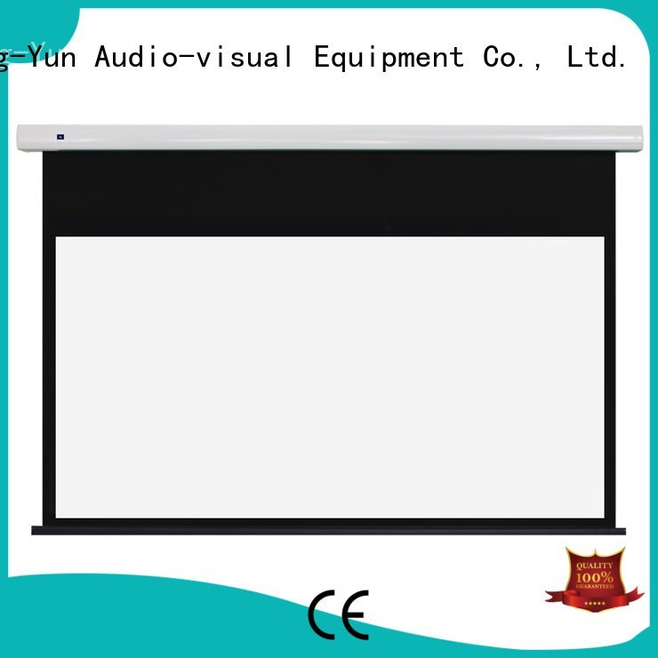 ec1 screen home projection XY Screens free standing projector screen