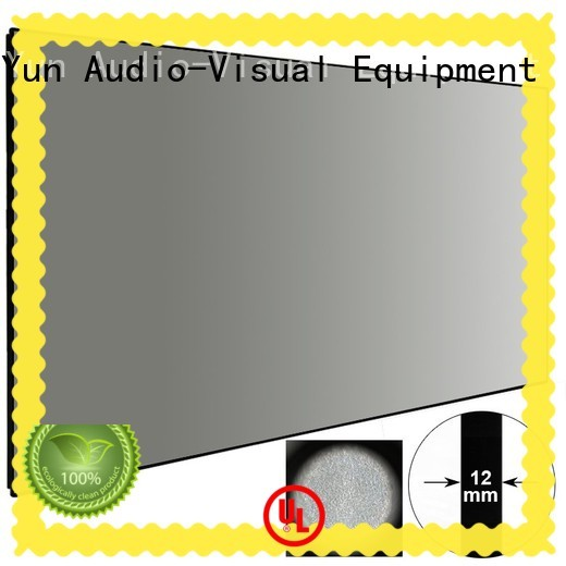XY Screens easy installation best projector for high ambient light factory price for indoors
