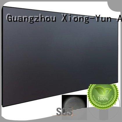 Custom light ultra short throw projector screen screen ultra hd projector