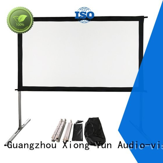 outdoor pull down projector screen ff1 outdoor projector screen carry