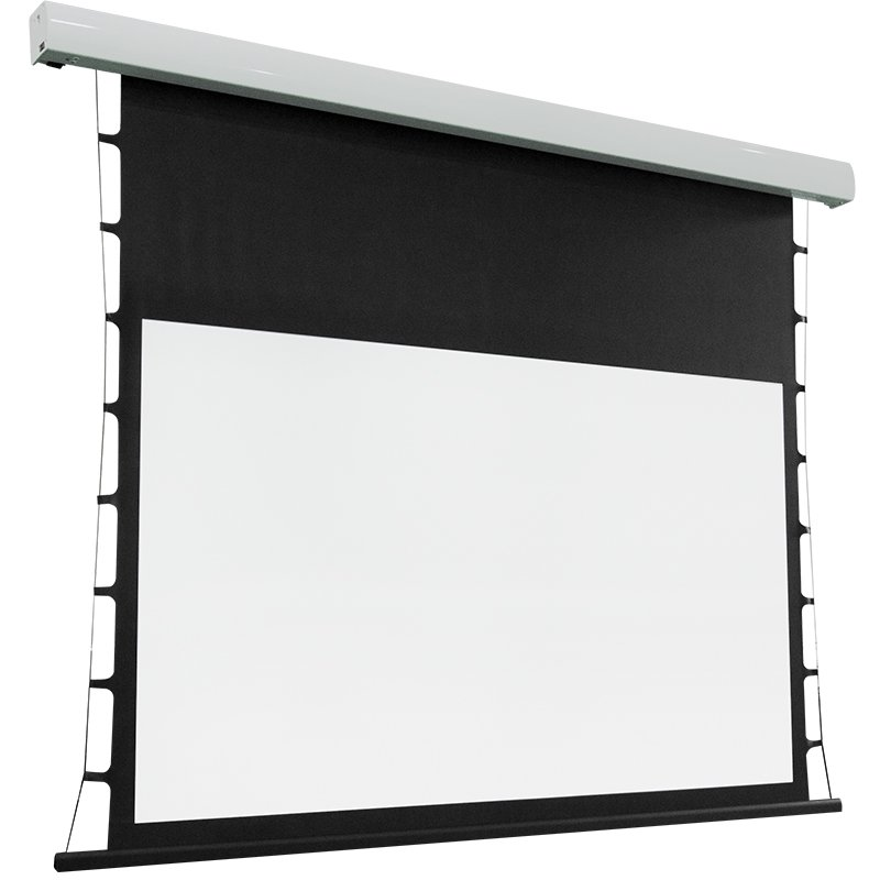 XY Screens Tab-tensioned Motorized Projection Screen EC2 Series Tab tensioned series image8