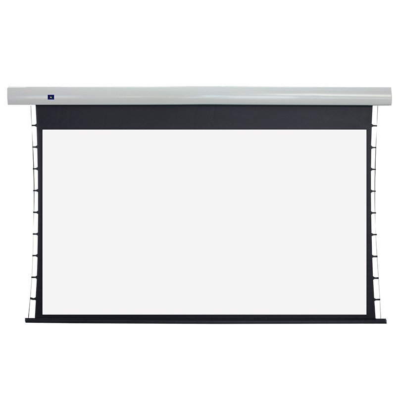 Intelligent Tab-tensioned Motorized Projection Screen EC1 Series