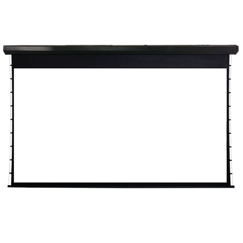 XY Screens Large Project Motorized Projection Screen LC2 Series Large Size Commercial Motorized Screens image1