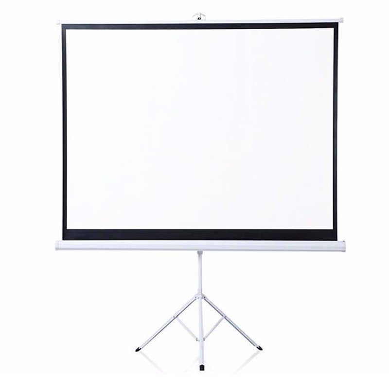 Office Equipment Tripod Projector Screen RST64