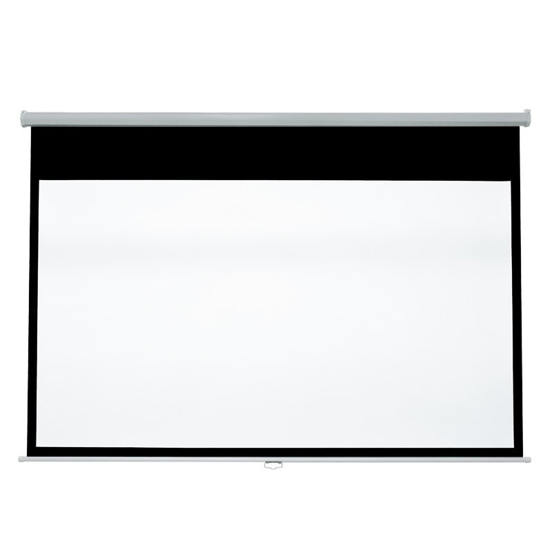 Pull Down Projector Screen for School RSM64