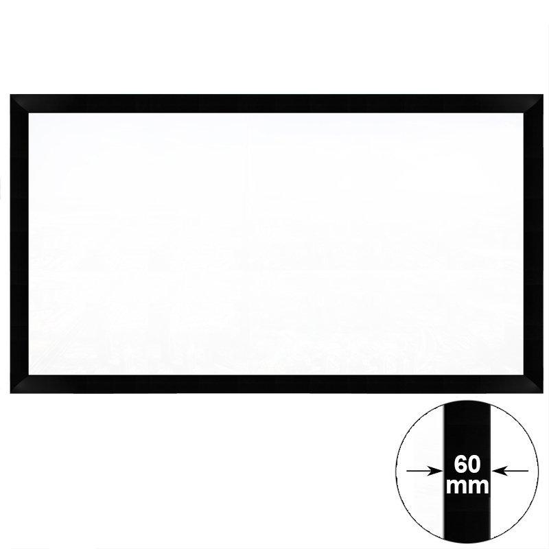 KTV/ Mini Cinema Fixed Frame Projector Screen HK60B Series