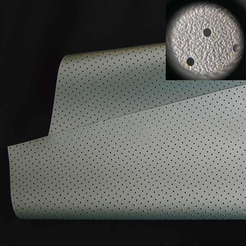Metallic Perforating Acoustically Transparent Fabric MFS1