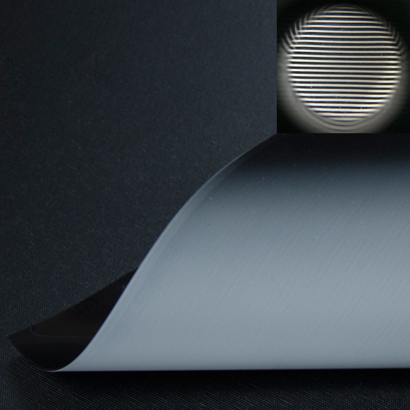 UST Ambient Light Rejecting Fabric PET Crystal