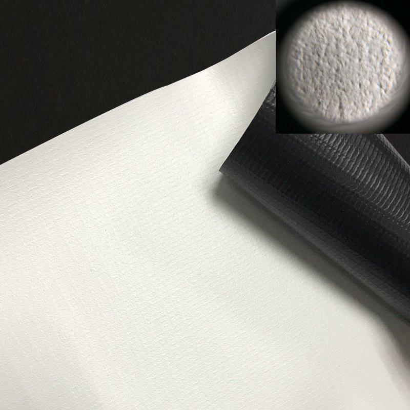 Matte White Fabric JB2