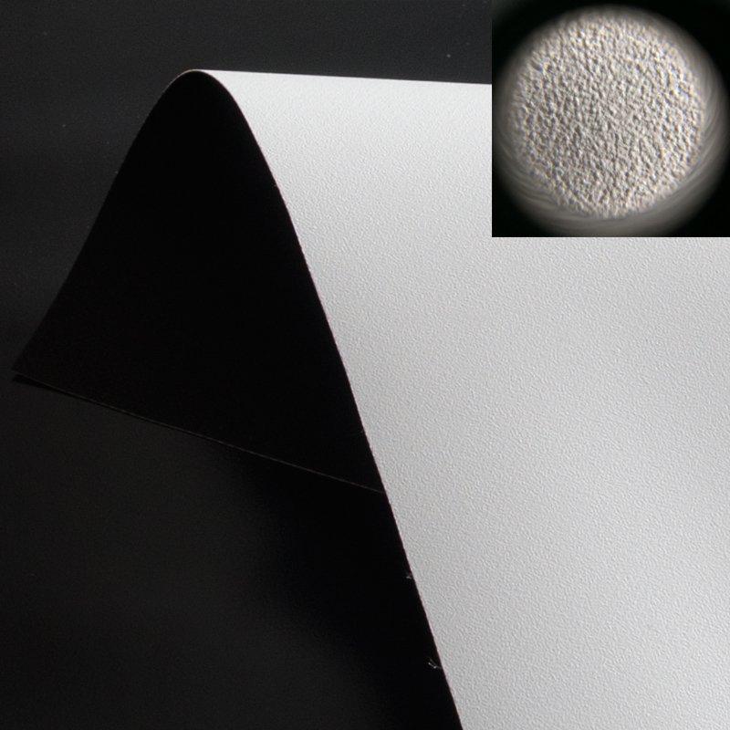 HD Matte White Fabric BS1