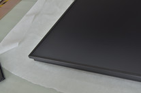black Ambient Light Rejecting Projector Screen factory price for home-7