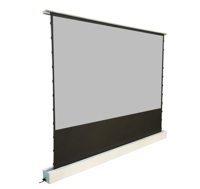 Electric Floor Rising Projector Screen EDL83
