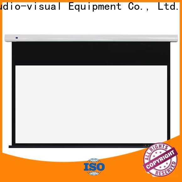 XY Screens durable electric projector screen wholesale for home