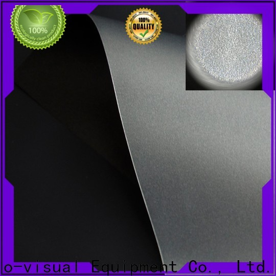 XY Screens professional projector screen fabric from China for projector screen