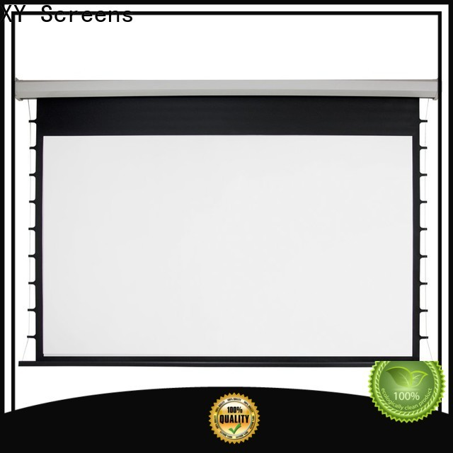 XY Screens motorized screens factory price for rooms