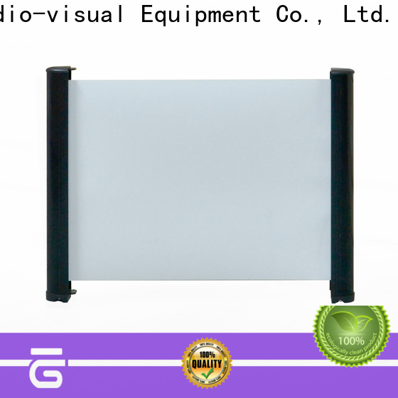 XY Screens tabletop projector wholesale for home