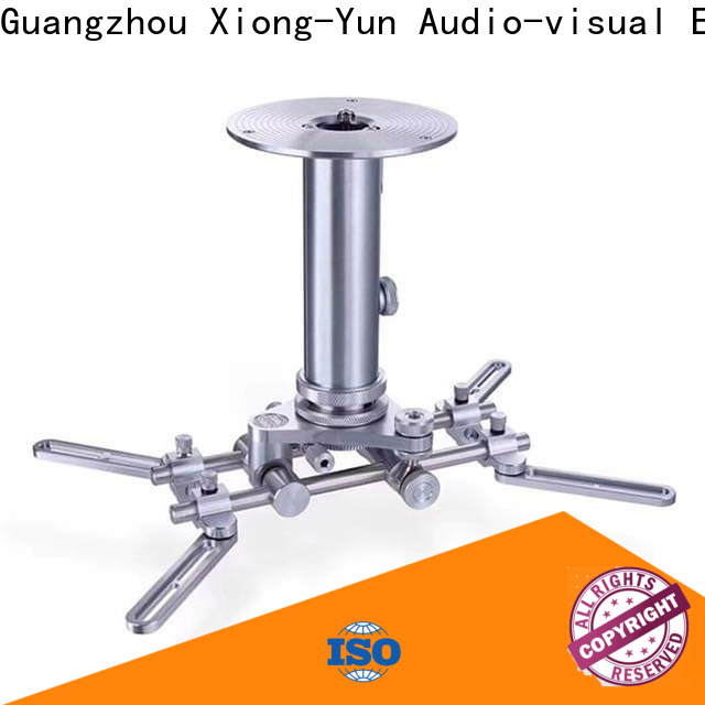 XY Screens projector floor mount manufacturer for computer