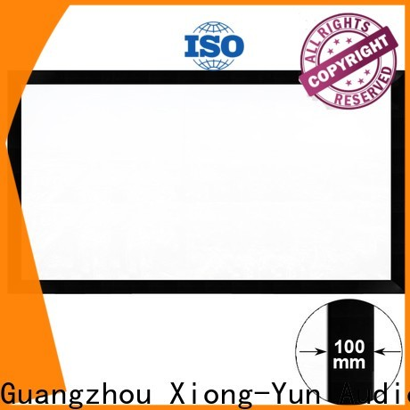 stable projector screen price from China for rooms