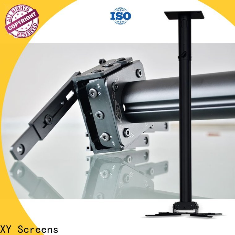 XY Screens mounting large projector mount series for movies