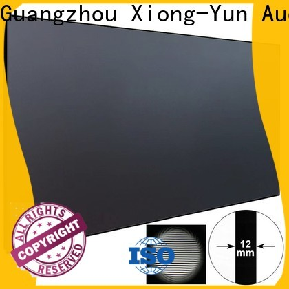 small ultra short throw projector screen manufacturer for movies