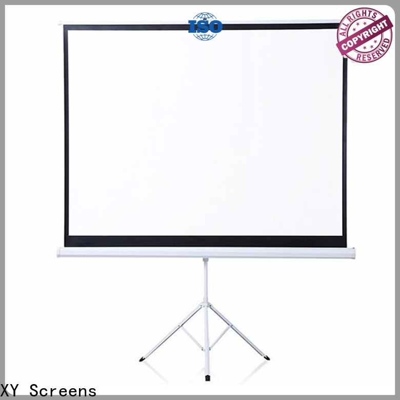 XY Screens adjustable tripod screen wholesale for company