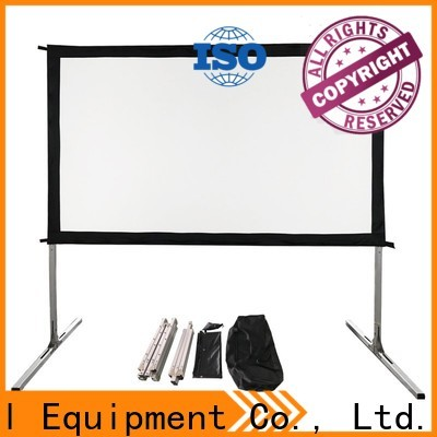 XY Screens outdoor retractable projector screen wholesale for park