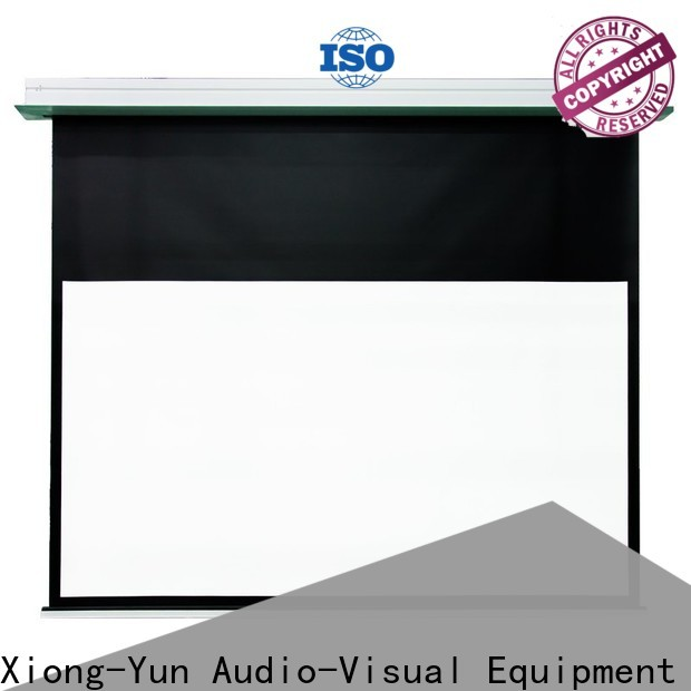 XY Screens stable theater projector screen inquire now for indoors