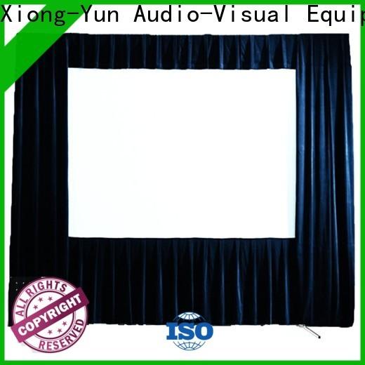 XY Screens outdoor video projector wholesale
