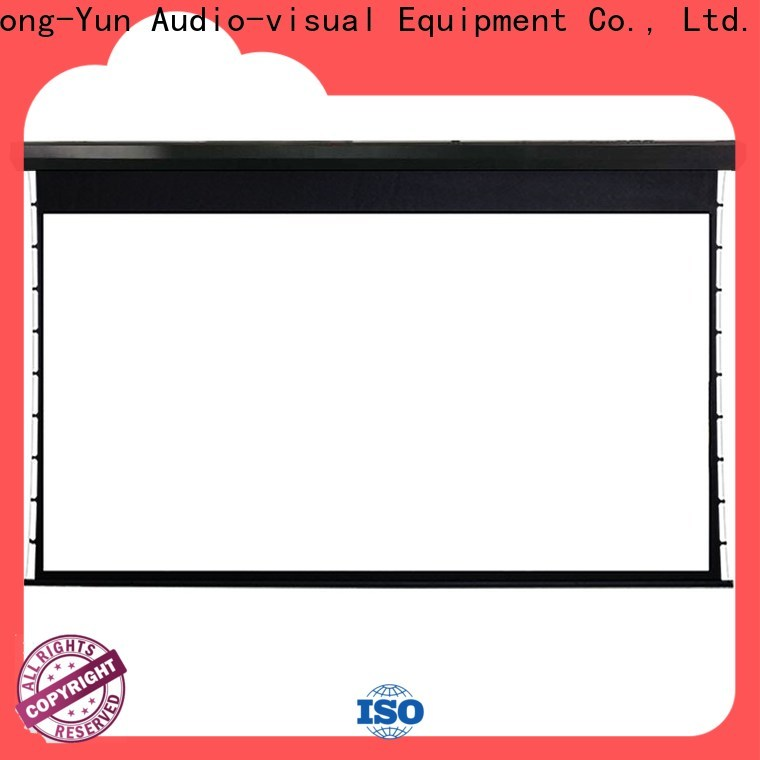 normal large portable projector screen manufacturer for PC