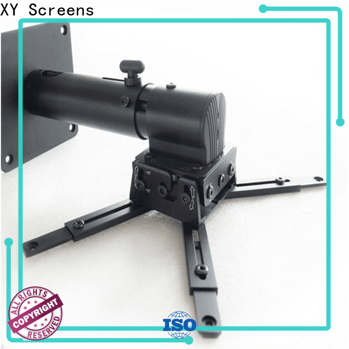 XY Screens video projector mount manufacturer for movies