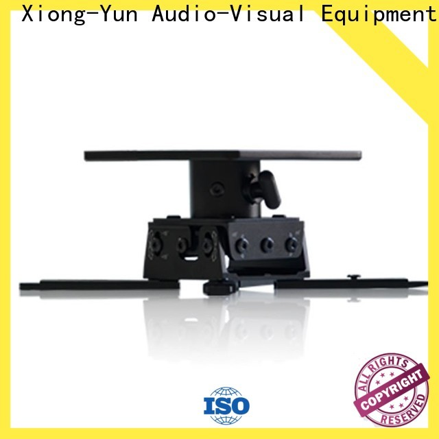 XY Screens video projector mount series for television