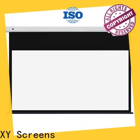 XY Screens intelligent Portable Projection Screen company design for household