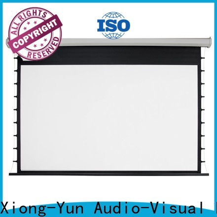 intelligent Motorized Projection Screen personalized for home