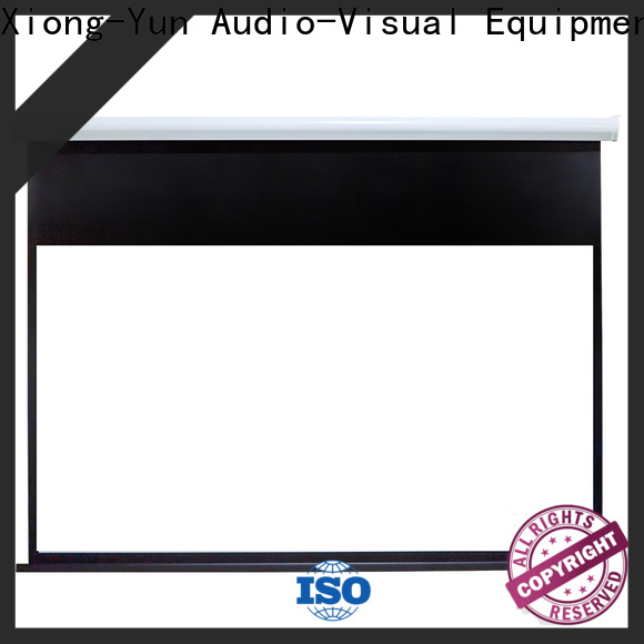 XY Screens motorized screens factory price for theater