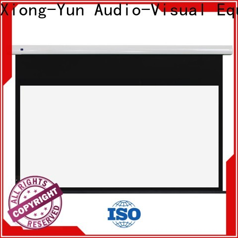 XY Screens manual tab tension screen factory price for indoors