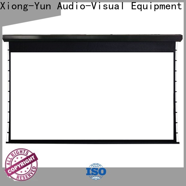 XY Screens truss large frames manufacturer for television