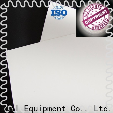 XY Screens normal projector fabric with good price for projector screen