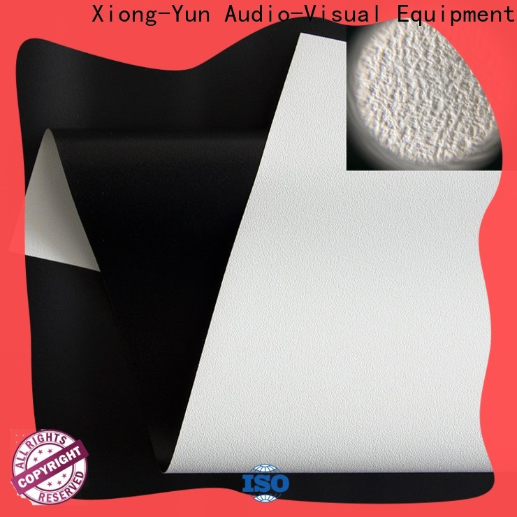 normal projector screen fabric china design for projector screen