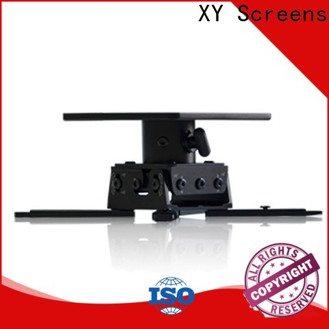 XY Screens ceiling video projector mount manufacturer for computer