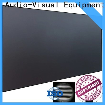 XY Screens crystal short throw theater projector customized for PC